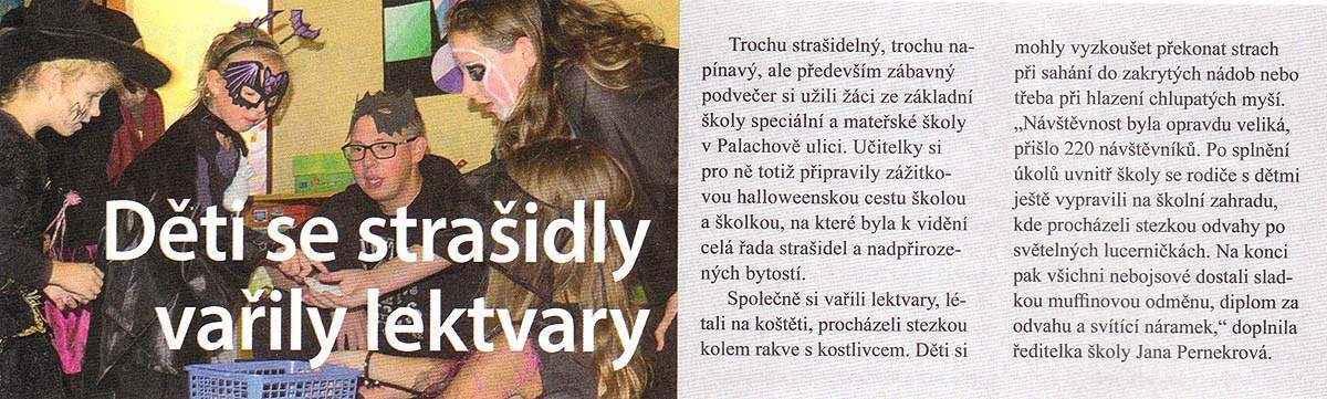 Chomutovské noviny 6. 11. 2019