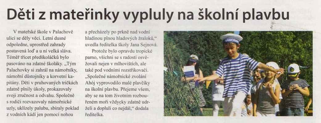 Chomutovské noviny 7. 7. 2021