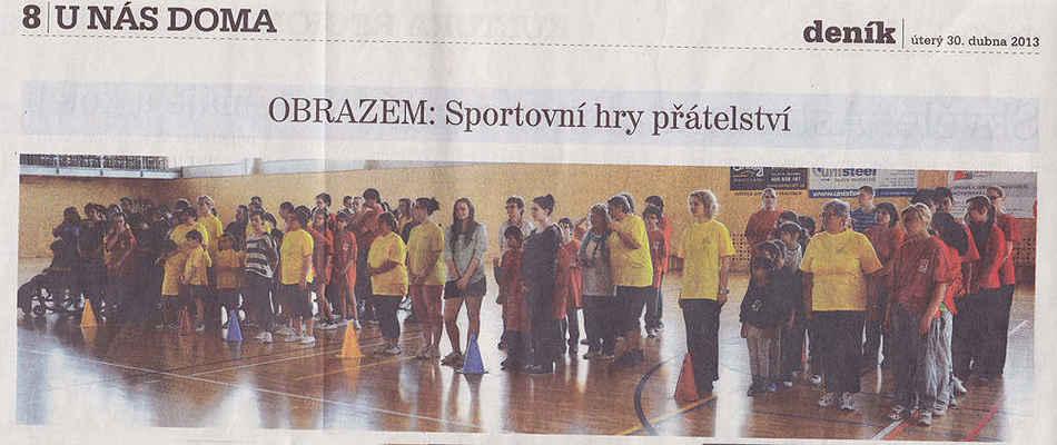 Chomutovský deník 30. 4. 2013