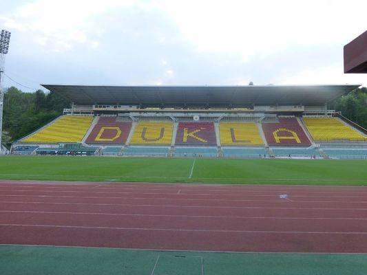 Zápas staré gardy proti Dukle Praha - 6:6, jaro 2013